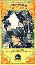 Faerie Tale Theatre VHS The Princess and the Pea Liza Minnelli 1983 *TESTED