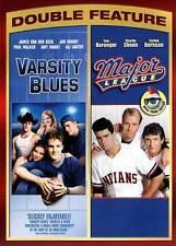 Varsity Blues/Major League (DVD, 2013, 2-Disc Set) NEW