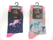Bonnie Doon  Socken  Unicorn Socks - Deer Socks  Musterwahl Gr.23 -34 NEU