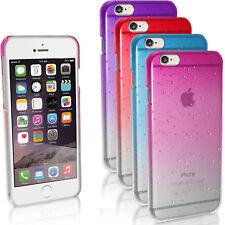 Etui Housse Coque Goutte de Pluie pour Apple iPhone 6 & 6S 4.7 Case Cover Rigide