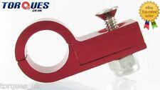 AN -8 (AN8) Red TEFLON 13.5mm O.D Hose Clamp P Clip