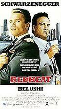 RED HEAT - BELUSHI & SCHWARZENEGGER - BRAND NEW, SEALED VHS TAPE
