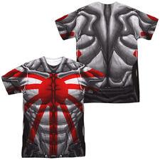 Authentic Valiant Comic Rai Costume Uniform Sublimation ALL Front Back T-shirt