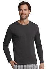 SCHIESSER uomo Mescolare & Relax Maglia Maniche Lunghe maglietta 48-66
