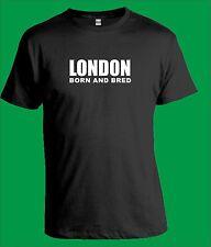 London nacido y criado T-Shirt Eslogan Divertido Regalo