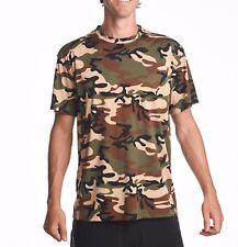 Denali Performance WiKZ Men's Short Sleeve ProtectUV® Athletic Kenai Kamo