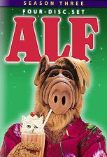 Alf ~ Complete 3rd Third Season (dvd) ~ New-Free shipping