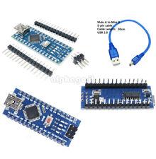 USB Nano V3.0 ATMEGA328P CH340G 5V 16M Micro-Controller Board Für Arduino NEW
