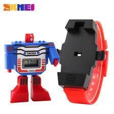 SKMEI Children Watch Kids Boy Digital Wristwatch Cartoon Sport Watches Cute Gift