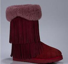 New in box Koolaburra Haley II shearling 2 row frige boots