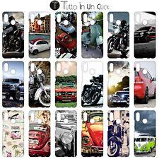 Custodia cover RIGIDA per Huawei P20 Lite -  Design _258_275