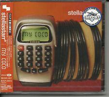 STELLASTARR My Coco JAPAN CD UNRELEASE& ACOUSTIC& VIDEO