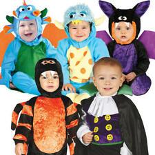 Baby Halloween Fancy Dress Little Spooky Monster Animal Vampire Toddler Costumes