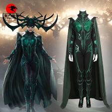 DFYM Thor Ragnarok Hela Cosplay Costume Full Suit Halloween