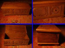 Petit meuble , Coffret , Rajasthan ,  Inde