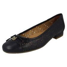 Van Dal Wentworth Ladies Leather Ballerina Style SHoe