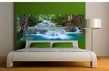 Papier peint tête de lit chutes d'eau 3614 Art déco Stickers