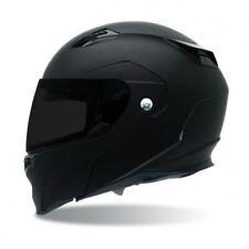 Bell Revolver EVO Modular Motorcycle Helmet Matte Black