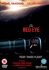 Red Eye [DVD] 5051188142438, Rachel McAdams, Cillian Murphy, Brian Cox fast post