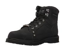 Harley Davidson Mens Keating Black Leather Boot NEW