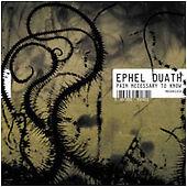 "Ephel Duath ""Pain Necessary To Know"" CD - NEW!"