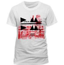 Official Depeche Mode - Delta -  Men's White T-Shirt
