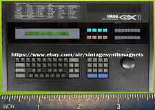 Yamaha QX 1 3 QY700 RM1x RS7000 RX 5 7 8 11 15 RY30 SYNTH REFRIGERATOR MAGNET