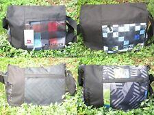 Quiksilver Messenger Bag Umhängetasche Notebook Tasche Umhängetasche Schultasche