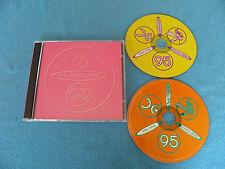 Gems For Jem / Nomad / Deep Dish / RARE UK 1995 2xCD LISTEN Acid Euro-House