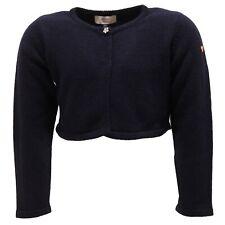 7500S scaldacuore bimba ARMANI BABY lana/cahmere blu maglione sweater kid
