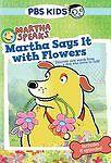 1 of 1 - Martha Speaks: Martha Says It With Flowe DVD