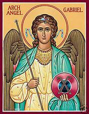 SANTINO HOLY CARD SAN GABRIELE ARCANGELO n 1