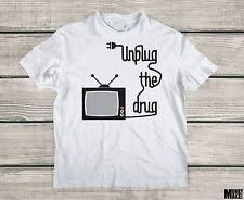 Scollegare il farmaco T-shirt ARMA DI MASSA inganno FREE YOUR MIND TEE T-shirt