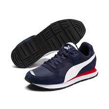 Puma Vista Junior Kinder Sneaker Turnschuh blau 369539 02