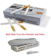 Make Your Own Rizla Cigarette Maker Concept Tube Filling Filter Machine Original