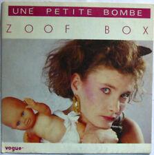 ZOOF BOX (45 tours)  Une petite bombe Jean Yves LAFESSE