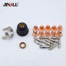 S45 PT40 PT-40 PT60 PT-60 Plasma Tip Electrode Kit 23pcs