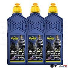 Putoline Nano Tech Off Road 4+Synthetic 4 Stroke Oil