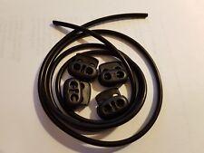 Conductive rubber tube-Tens Estim 4mm o/dx1.75mm i/d From £9.00 Estim/ Tens