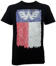 Authentic WAYLON JENNINGS Texas State Flag Slim Fit T-Shirt S M L XL 2XL 3XL NEW