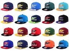 New Era NFL Authentic 9Fifty Mens Snapback Logo Stacker Baseball Hat Cap