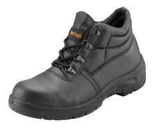 Mens Worktough Chukka Boot Black Various Size 100