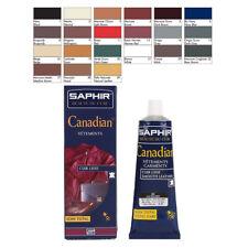 Lucido per Scarpe e Oggetti in Pelle Rinnova Colore - Saphir Canadian
