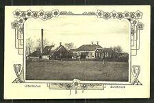 Uiterburen Zuidbroek Dairy Zuivelfabriek Groningen Netherlands 1906