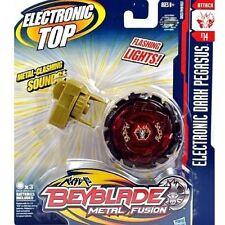 BEYBLADE METAL FUSION ELECTRONIC Toupie DARK PEGASUS