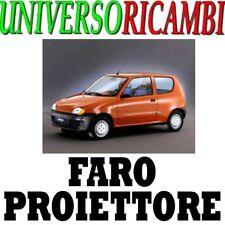 FARO/PROIETTORE SINISTRO H4 FIAT SEICENTO 900 CC  98-00