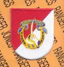 7th Cavalry Regt ACR GARRY OWEN w/ dui crest beret flash patch