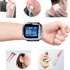 LASTEK Laser Wrist Watch Massager Hypertension Hyperglycemia Diabetics Therapy