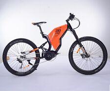"EDGE 27.5x3.0"" Ebike SemiFat Tire 1000W Mid Bafang Motor 17.5Ah Full Suspension"