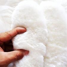Women Men Winter Warm Boots Sneaker Shoe Insoles Fleece Inner Soles Wool Insert